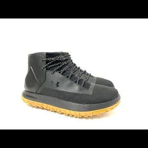 Under Armour Onda Gore-Tex Black Hiking Shoes